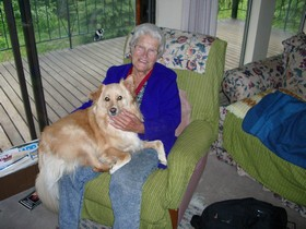Mom&benji